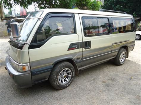nissan urvan modification the gallery for gt nissan caravan vx modified