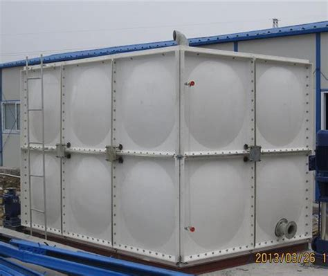 Frp Panel Tank 1m 1m Frp Grp Panel For Smc Water Tank Water Storage