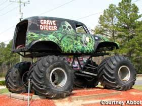 grave digger truck for sale poplar branch nc digger s dungeon home of grave digger