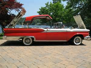 1959 Ford Skyliner Find Used 1959 Ford Skyliner Retractable