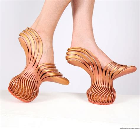 To Be Shoes by Neta Soreq S 3d Printed Shoe Designs 3d Printing Industry