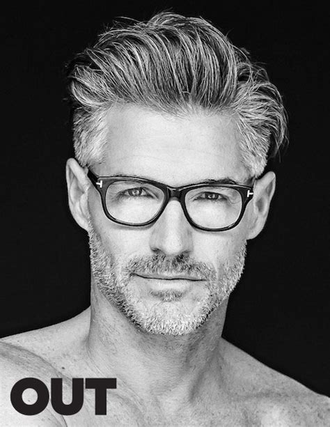 long hairstyles for men with salt and pepper 4 expert tips to master gray hair out magazine
