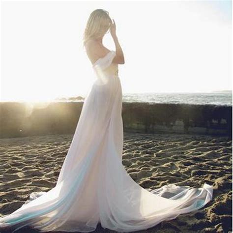 Goddess Style Wedding Dresses by Goddess Wedding Gown Promotion Shop For Promotional