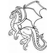 Hay 9 Dibujos De Dragones Para Colorear Clic En La Imagen Del Dibujo