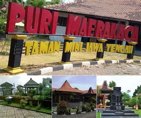 daftar nama tempat wisata di semarang 2014 yoshiewafa puri maerokoco semarang jawa tengah daftar co