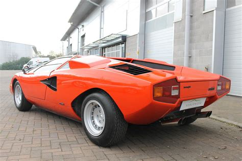 used lamborghini used 1975 lamborghini countach for sale in kent pistonheads