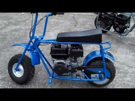 how to start a doodle bug mini bike vdomini custom baja doodle bug 212 predator cool