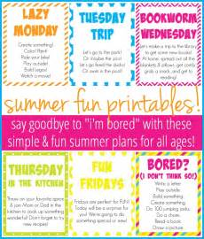 things to do in summer at home kayse pratt the only i ve got