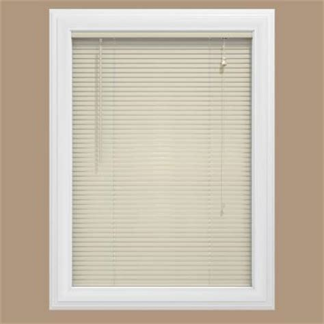 Blinds Home Depot by Bali Cut To Size Alabaster 1 In Room Darkening Vinyl Mini