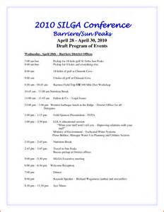 programme template for conference 10 sle event program template plantemplate info