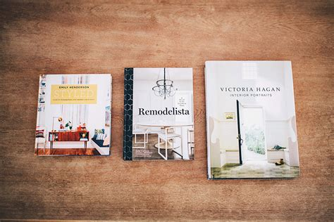 favorite home decor coffee table books