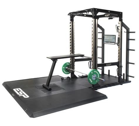 bench row esp fitness power bench prone row bench compact