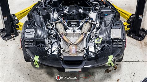 here s what a mclaren p1 looks like underneath gizmodo