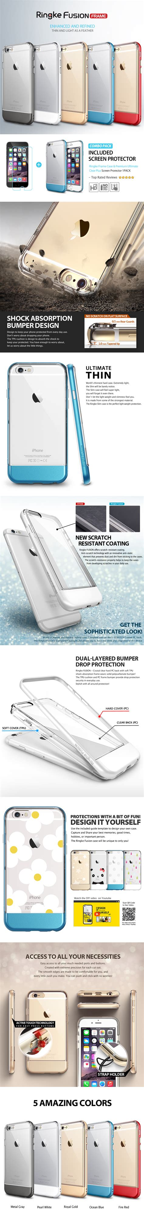 Rearth Iphone 4 Ringke True Blue 1 wts ringke verus smartphone