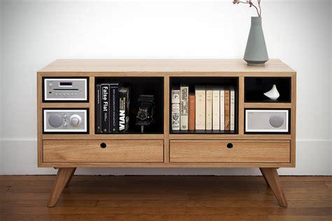 Audio Furniture by The Hansen Family X Tivoli Audio Furniture Collection