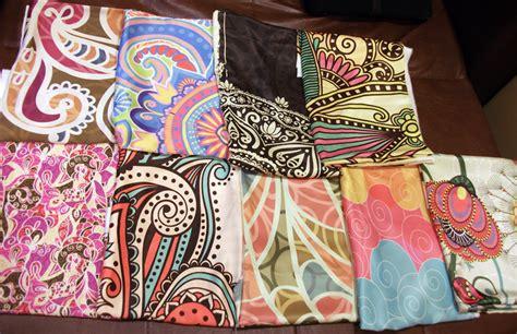 Custom Print Jilbab by 25 Cara Memakai Scarf Shrelo Textile Design Printing