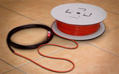 Floor Heating Wire by New Electric Radiant Floor Heat Products From Floorheat System Inc Are Well Suited To