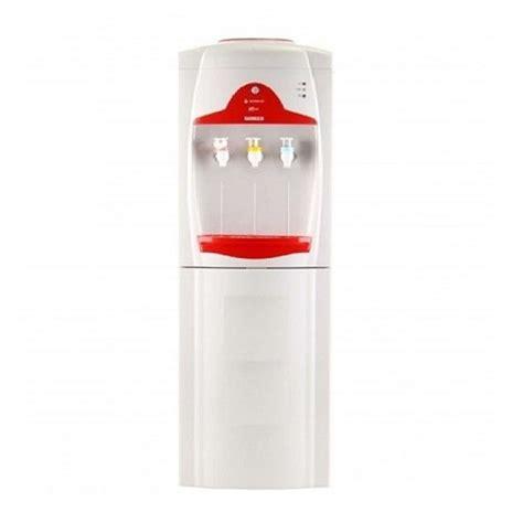 Spesifikasi Dan Dispenser Sanken jual dispenser sanken hwe 69cw air galon atas putih