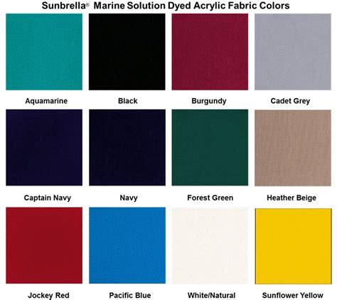 sunbrella awning fabric colors image sunbrella marine fabric color chart download