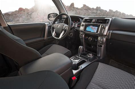 Toyota Forerunner Interior 2014 Toyota 4runner Sr5 Interior Photo 6