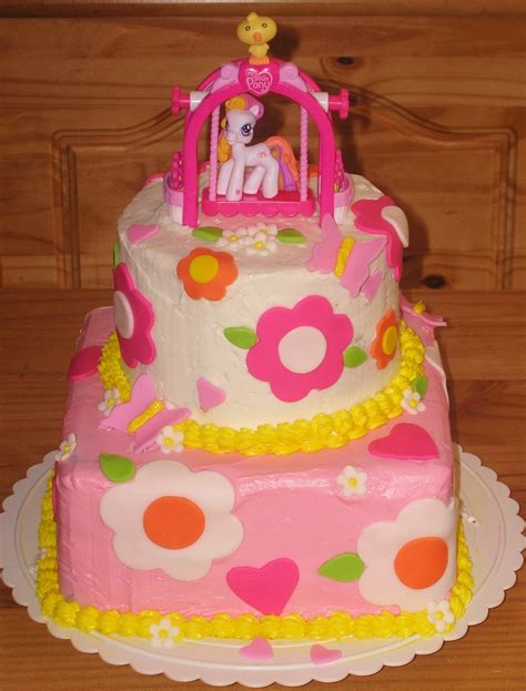 Pony Birthday Cake my pony cakes decoration ideas birthday