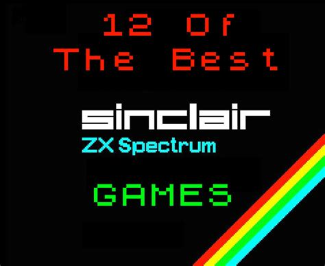 best spectrum games zx spectrum is back new cheap handheld with 14 000 free