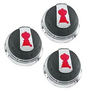 best weber gas grill genesis series knob set of 3 knobs