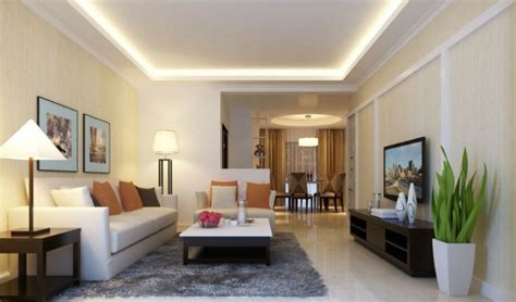 wohnzimmer beleuchtung indirekte beleuchtung ideen wie sie dem raum licht und