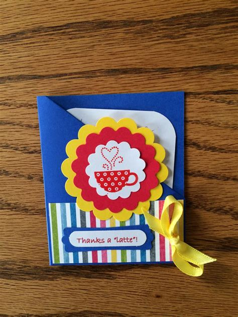 Starbucks Gift Card Holder - 17 best images about my cards on pinterest valentine day cards blank cards and gift