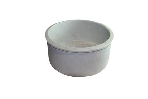 lavello sottopiano lavandino sottopiano rotondo in marmo di carrara
