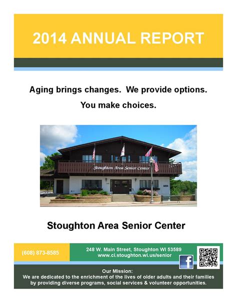 2014 annual report by city of stoughton issuu