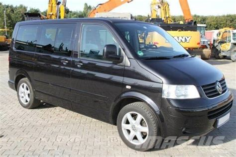 Volkswagen Multivan 2020 by Volkswagen Multivan T5 Dpf 7 Sitzer T 220 V Bis Jan 2020