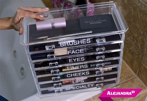 Bathroom Organization Ideas Pinterest makeup organizer for visual people