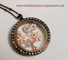 Origami Owl Chocolate Chain - my own personal creations on origami owl