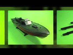 weighing boat auf deutsch italeri pt 596 rc converted scale model torpedo boat