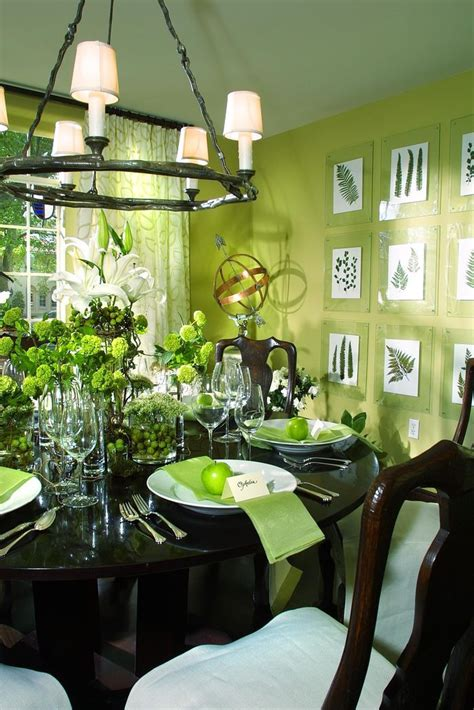 Soft Green Dining Room 25 Best Ideas About Lime Green Rooms On Pale