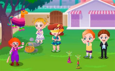 baby hazel backyard party baby hazel backyard party android apps on google play