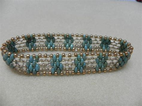 duo bead patterns 17 best images about beadwork duo on