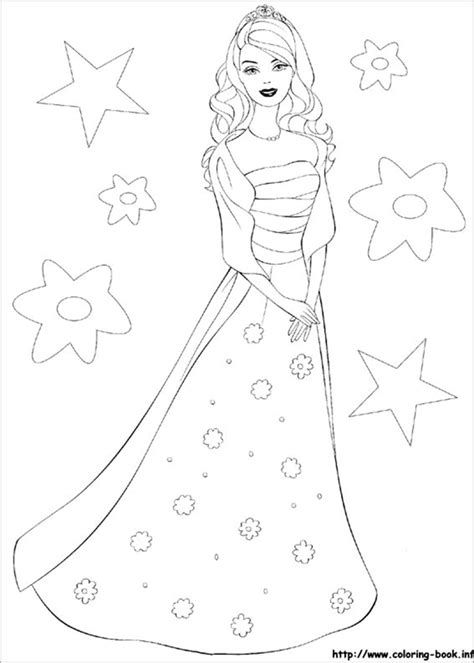 21 barbie coloring pages free printable word pdf png