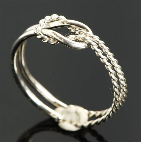 25 best ideas about knot ring on knot
