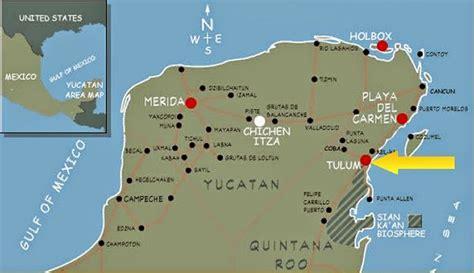 tulum mexico map destination weddings in mexico unique wedding locations