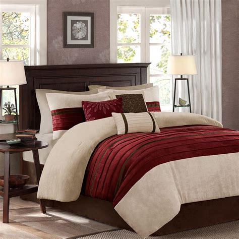 madison park comforter sets madison park palmer 7 piece comforter set ebay