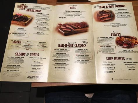 Famous Dave's Menu Prices 2017 | Meal Items, Details & Cost Famous Dave's Menu