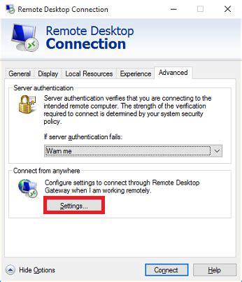 remote desktop connection tutorial windows 10 rd windows 10 information technology uwsp
