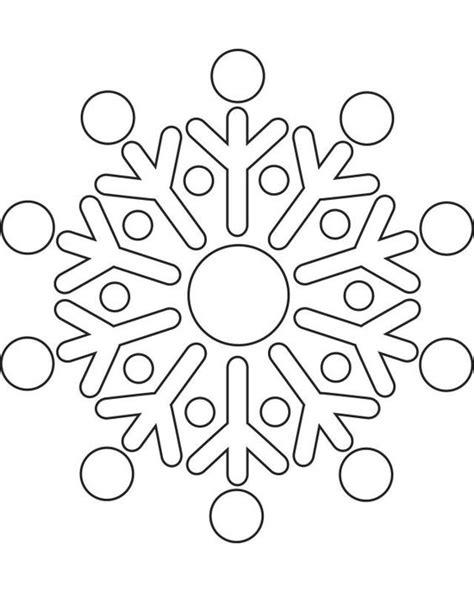 free printable snowflake templates printable snowflake templates to create beautiful crafts