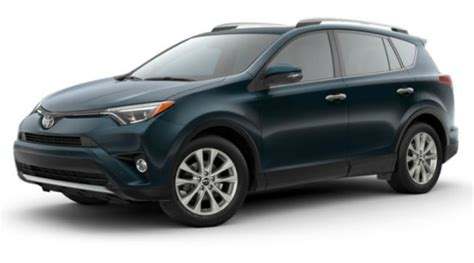 Top Paint Colors 2017 by What Colors Does The 2018 Toyota Rav4 Come In