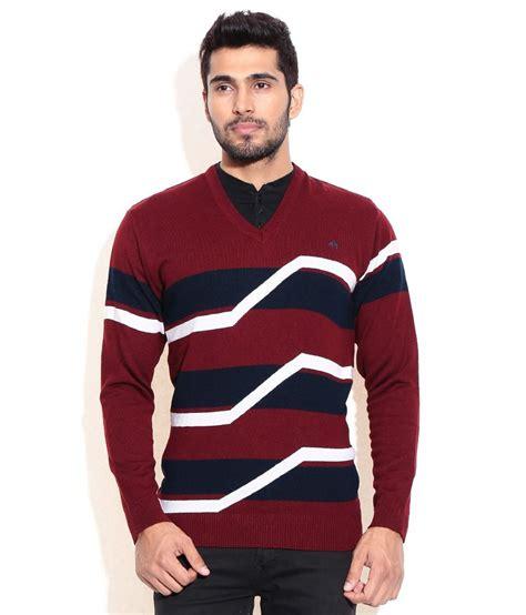 Promo Vneck Maroon fabtree maroon acrylic v neck sweaters buy fabtree maroon acrylic v neck sweaters at