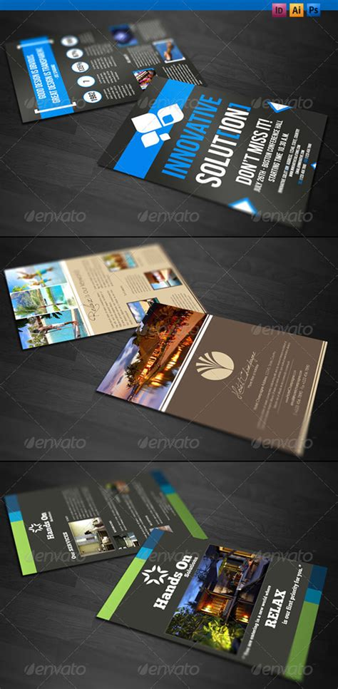 indesign ad templates 28 images fantastic indesign 16 fantastic indesign flyer templates
