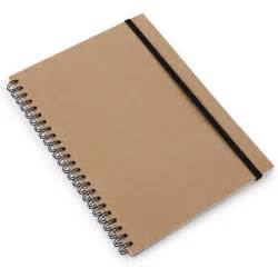 kraft a5 notebook ruled pages paperchase