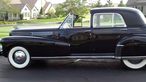 cadillac town car for sale 1941 cadillac 60 special derham town car for sale
